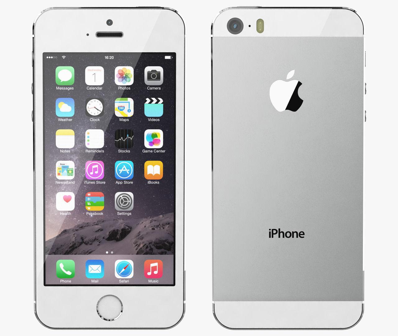 Wonderbaarlijk Apple iPhone 5S 16GB used iphones for sale from smartphonedepartment AT-43